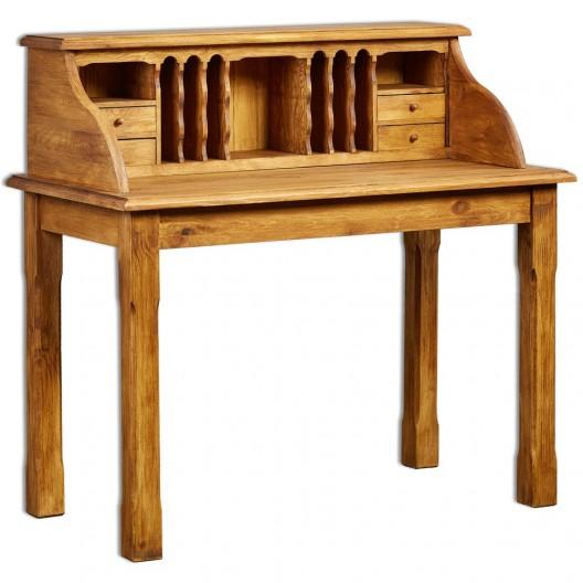 Sekretarzyk drewniany