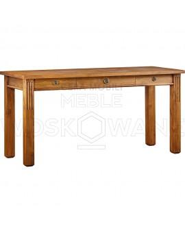 biurko drewniane do loftów