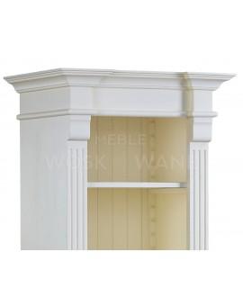 Topnotch Stylowe meble drewniane w kolorze białym od producenta ForestBee AR18