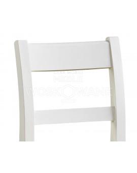 Krzesło białe do kuchni