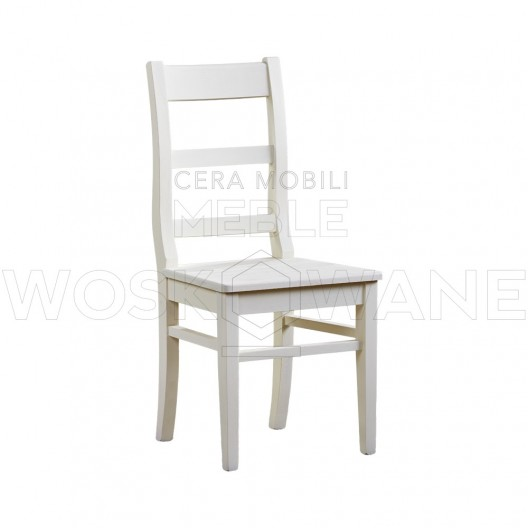 Modish Krzesło drewniane białe do kuchni. Zobacz ofertę producenta. HG81