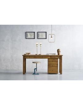 Biurko drewniane nowoczesny designe